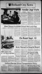 The Holland City News, Volume 106, Number 33: August 18, 1977