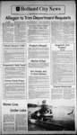 The Holland City News, Volume 106, Number 34: August 25, 1977