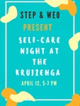 Self-Care Night at the Kruizenga