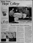 News from Hope College, Volume 6.1: March-April, 1975