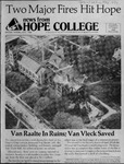 News from Hope College, Special Edition: May, 1980
