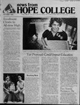 News from Hope College, Volume 12.2: October, 1980