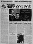 News from Hope College, Volume 13.2: October, 1981