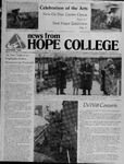 News from Hope College, Volume 14.2: October, 1982