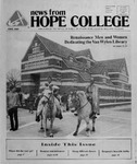 News from Hope College, Volume 19.6: June, 1988