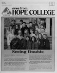 News from Hope College, Volume 24.2: October, 1992