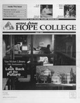News from Hope College, Volume 29.5: April, 1998