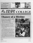 News from Hope College, Volume 30.1: August, 1998