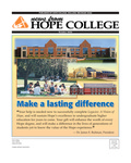 News from Hope College, Volume 36.2: October, 2004