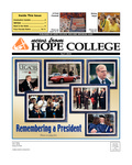 News from Hope College, Volume 36.5: April, 2005