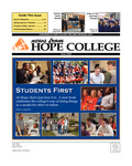 News from Hope College, Volume 37.6: June, 2006