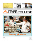 News from Hope College, Volume 38.1: August, 2006