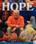 2012. Volume 43, Number 04. April by Hope College