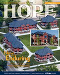 2013. Volume 45, Number 01. August by Hope College