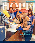News from Hope College, Volume 46.2: October, 2014 by Hope College