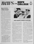 News from Hope College, Volume 3.2: April-May, 1972