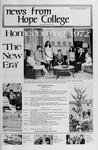 News from Hope College, Volume 3.3: September-October, 1972