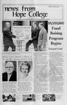 News from Hope College, Volume 3.4: November-December, 1972