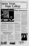News from Hope College, Volume 4.2: April-May, 1973