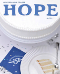 News from Hope College, Volume 47.3: April, 2016 by Hope College