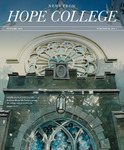 2018. Volume 50, Number 01. Summer. by Hope College