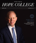 News from Hope College, Volume 50.3: Spring, 2019 by Hope College
