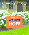 News from Hope College, Volume 52.1: Summer, 2020 by Hope College