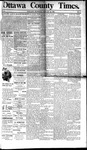 Ottawa County Times, Volume 1, Number 1: January 29, 1892 by Ottawa County Times