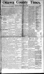 Ottawa County Times, Volume 1, Number 9: March 25, 1892