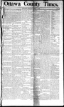 Ottawa County Times, Volume 1, Number 12: April 15, 1892