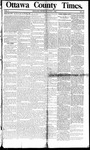 Ottawa County Times, Volume 1, Number 19: June 3, 1892 by Ottawa County Times