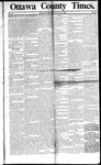 Ottawa County Times, Volume 1, Number 25: July 15, 1892 by Ottawa County Times
