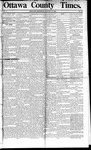 Ottawa County Times, Volume 1, Number 29: August 12, 1892 by Ottawa County Times