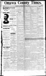 Ottawa County Times, Volume 1, Number 51: January 13, 1893 by Ottawa County Times