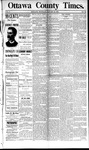 Ottawa County Times, Volume 1, Number 52: January 20, 1893 by Ottawa County Times