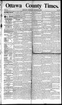 Ottawa County Times, Volume 2, Number 39: October 20, 1893 by Ottawa County Times