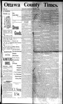Ottawa County Times, Volume 3, Number 7: March 9, 1894