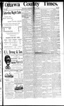 Ottawa County Times, Volume 3, Number 25: July 13, 1894 by Ottawa County Times
