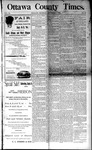 Ottawa County Times, Volume 3, Number 33: September 7, 1894 by Ottawa County Times