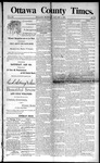 Ottawa County Times, Volume 3, Number 50: January 4, 1895