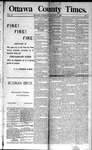 Ottawa County Times, Volume 3, Number 51: January 11, 1895