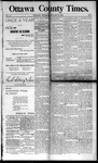 Ottawa County Times, Volume 4, Number 1: January 25, 1895 by Ottawa County Times