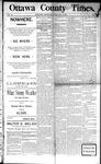 Ottawa County Times, Volume 4, Number 3: Feburary 8, 1895