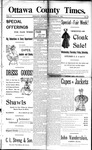 Ottawa County Times, Volume 4, Number 36: September 28, 1895 by Ottawa County Times
