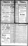 Ottawa County Times, Volume 5, Number 16: May 8, 1896 by Ottawa County Times
