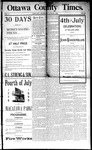 Ottawa County Times, Volume 5, Number 23: June 26, 1896 by Ottawa County Times