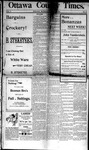 Ottawa County Times, Volume 5, Number 31: August 21, 1896 by Ottawa County Times
