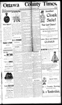 Ottawa County Times, Volume 7, Number 42: November 4, 1898 by Ottawa County Times