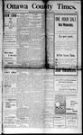 Ottawa County Times, Volume 9, Number 2: January 26, 1900