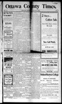 Ottawa County Times, Volume 9, Number 33: August 31, 1900 by Ottawa County Times